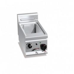 Cuecepastas eléctrico 11 L - Berto's Plus 600