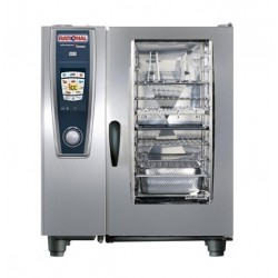 Rational SCC 101 - 10 GN 1/1 a gas- Self Cooking Center 101