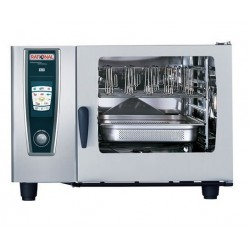 Rational SCC 62 - 6 GN 2/1 a gas - Self Cooking Center 62
