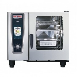 Rational SCC 102 - 10 GN 2/1 a gas - Self Cooking Center 102