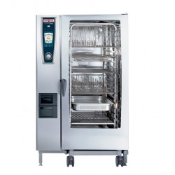Rational SCC 202 - 60 GN 2/1 a gas - Self Cooking Center 202