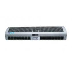 Cortina de aire con calefacción - 90 cm