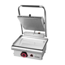Plancha con grill a gas ECO 45 CD