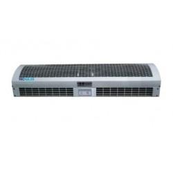 Cortina de aire con calefacción gran potencia - 100 cm