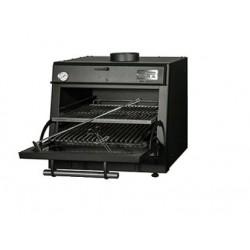 Horno Pira 70 XL Lux black - 90 comensales