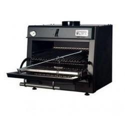 Horno Pira 80 Lux black - 115 comensales
