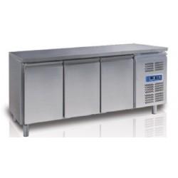 Bajomostrador congelación GN 3100 BT - 3 puertas