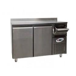 Altomostrador o mueble cafetero refrigerado CT 420 - 2 puertas