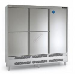 Armario refrigeración + departamento congelados Snack ARSM-210-5