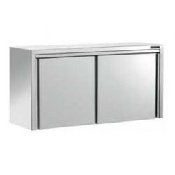Armario de pared con puertas correderas