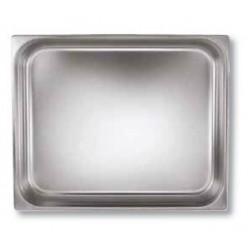 Bandeja Gastronorm 1/1 - acero inox 201