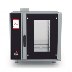 Horno a gas mixto FM RXB 606 V7  GAS - programable