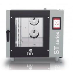 Horno ST 604 V7 - 4 GN 1/1 eléctrico programable táctil