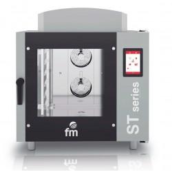 Horno ST 606 V7 GAS - 6 GN 1/1 a gas programable táctil