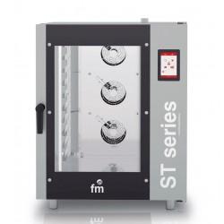 Horno ST 610 V7 - 10 GN 1/1 eléctrico programable táctil
