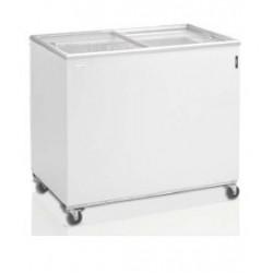 Arcón congelador puertas cristal IC 400 SC