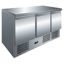 Mesa fría compacta 2 puertas S901