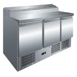 Mesa fría preparación 2 puertas PS200