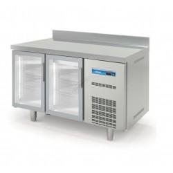 Mesa fría 2 puertas cristal MVD 150 - Gama Speed