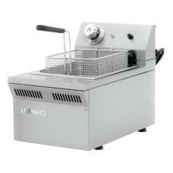 Freidora eléctrica sobremesa 8 L - fondo 50