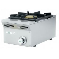 Cocina a gas 1 fuego - fondo 50