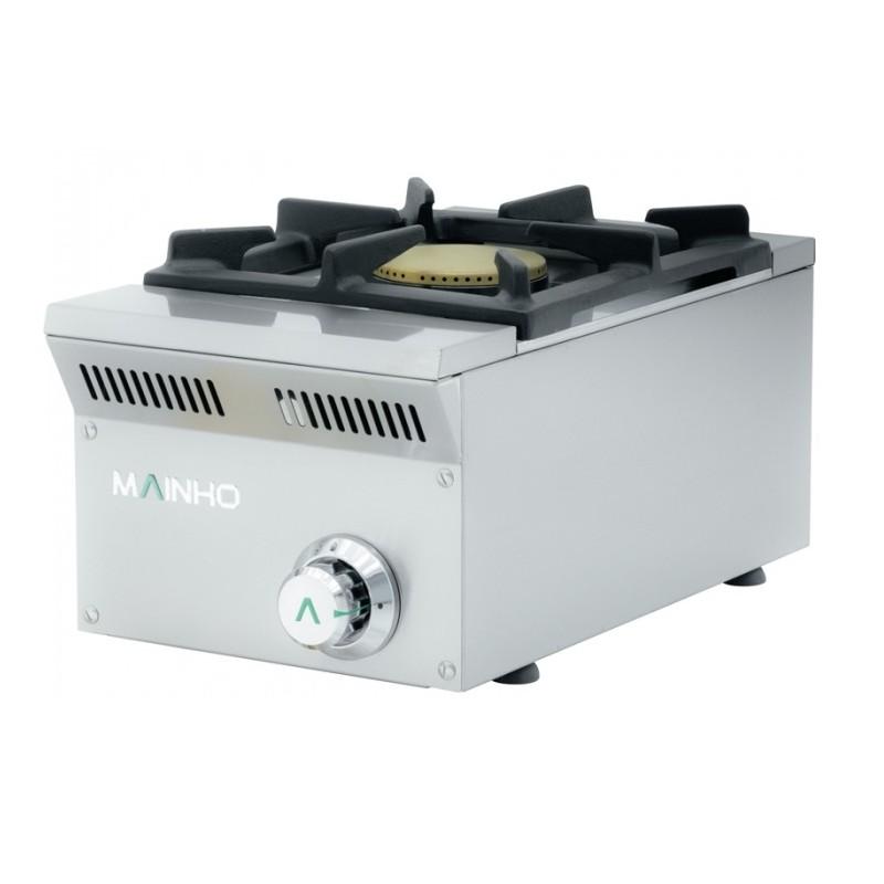 Cocina econ mica un quemador a gas mainho gama eco line for Cocinas economicas a gas