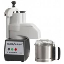 Robot Coupe R301 Ultra - Cutter y cortadora de hortalizas