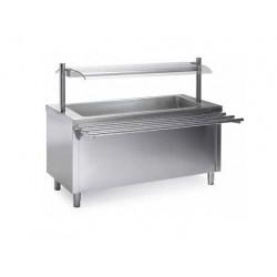 Buffet self service calor seco (con reserva)