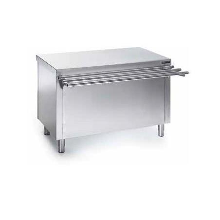 Buffet self service con reserva caliente