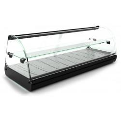 Vitrina expositora de tapas refrigerada dos pisos shark line - Sayl