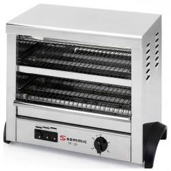 Tostador eléctrico doble Sammic TP-20