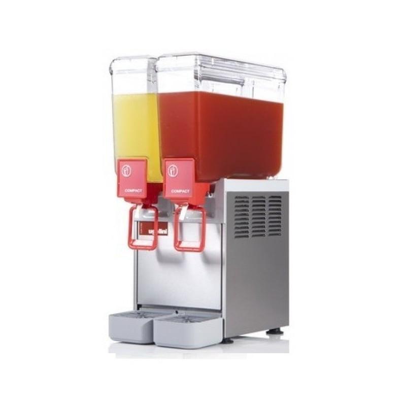 Distribuidora de bebidas frías - Ugolini Compact 8/2