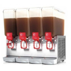 Distribuidora de bebidas frías - Ugolini Compact 8/4