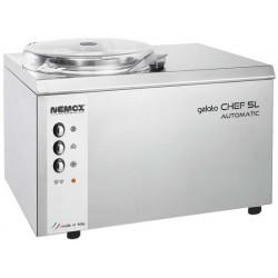 Mantecadora sobremesa NEMOX 3,20 L - GELATO CHEF 5L AUTOMATIC
