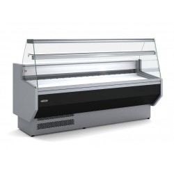 Vitrina expositora Speed VED 8 - cristal recto