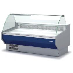 Vitrina expositora Speed VED 10 C TF - cristal curvo