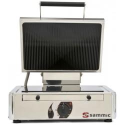 Plancha vitro - grill media con tapa - Sammic
