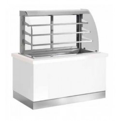 Buffet self-service Janus vitrina refrigerada - fondo 850 mm