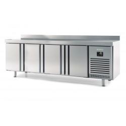 Mesa refrigeración Infrico BMGN 2450 II - 4 puertas