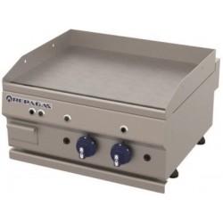 Plancha a gas acero rectificado 60 cm - Repagas PG-650