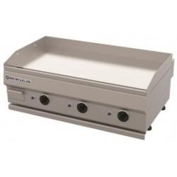 Plancha eléctrica cromo duro 90 cm - Repagas E-95/CD