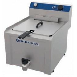 Freidora eléctrica de sobremesa 10 L - FES-10MP Repagas
