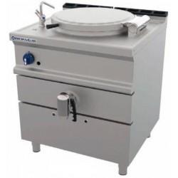 Marmita a gas calentamiento directo 80 L - MG-780 Repagas
