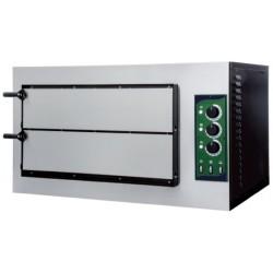 Horno de pizza eléctrico - NEVO 2/50 4D25+4D25