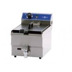 Freidora eléctrica con grifo de vaciado 8,5 L - FRY 13