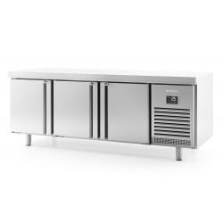 Mesa congelación pastelería Infrico MR 2190 BT - 3 puertas