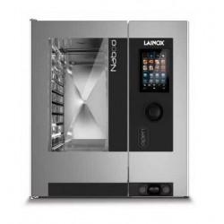 Lainox Naboo 101 a gas con generador de vapor