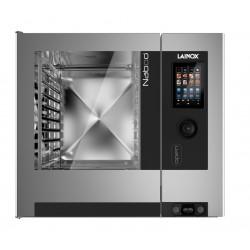 Lainox Naboo 102 a gas con generador de vapor
