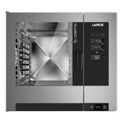 Lainox Sapiens modelo 102 - a gas y vapor directo