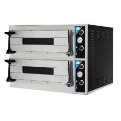 Horno de pizza eléctrico - NEVO MEDIUM 4D32+4D32